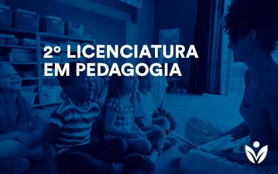 2º Licenciatura em Pedagogia