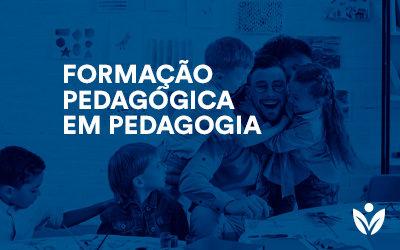 Formação Pedagógica Em Pedagogia