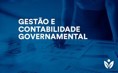 Pós-Graduação em Gestão e Contabilidade Governamental