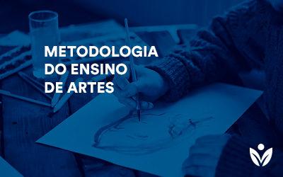 Pós-Graduação em Metodologia do Ensino de Artes