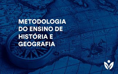 Pós-Graduação em Metodologia do Ensino de História e Geografia