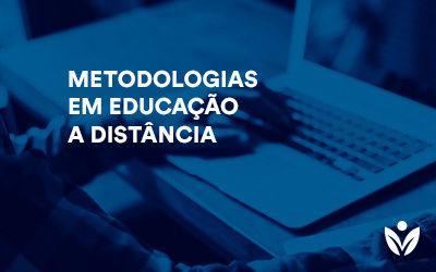 Pós-Graduação em Metodologias em Educação a Distância