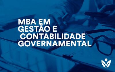 MBA em Gestão e Contabilidade Governamental