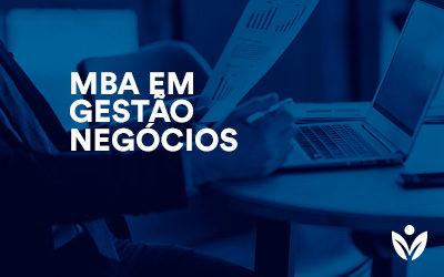 MBA em Gestão de Negócios