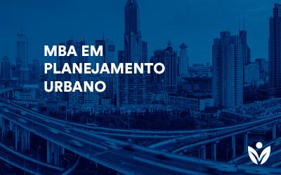 MBA em Planejamento Urbano