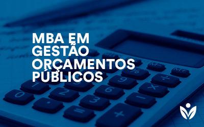MBA em Gestão de Orçamentos Públicos