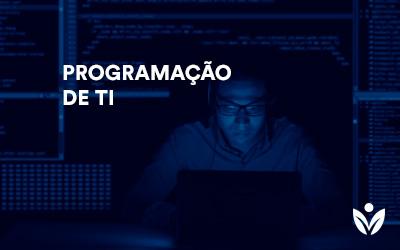 Pós-Graduação em Programação De TI