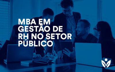 MBA em Gestão de RH no Setor Público