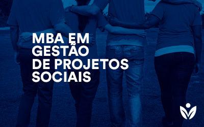 MBA em Gestão de Projetos Sociais