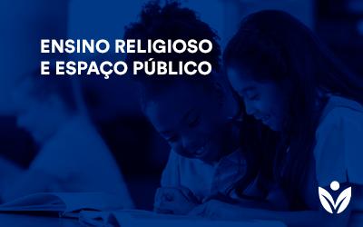 Extensão em Ensino Religioso e Espaço Público