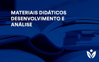 Extensão em Materiais Didáticos – Desenvolvimento e Análise