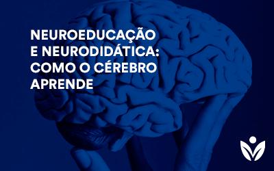 Extensão em Neuroeducação e Neurodidática: Como o Cérebro Aprende