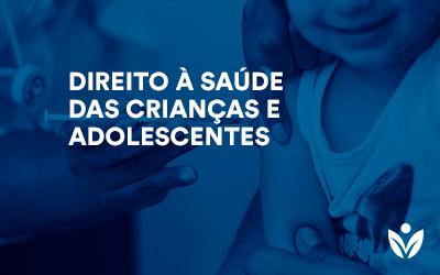 Extensão em Direito à Saúde das Crianças e Adolescentes