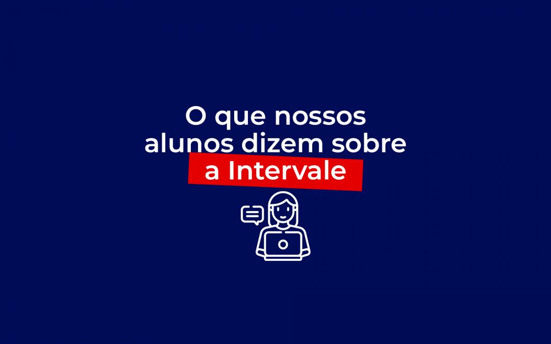FEEDBACK DOS NOSSOS ALUNOS